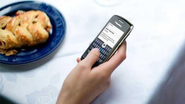 BlackBerry Curve9380