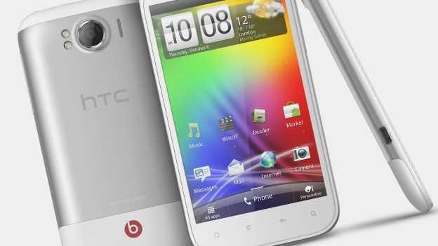 HTC Sensation_XL
