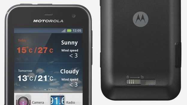 Motorola DefyMini