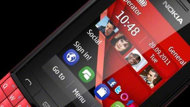 Nokia Asha303