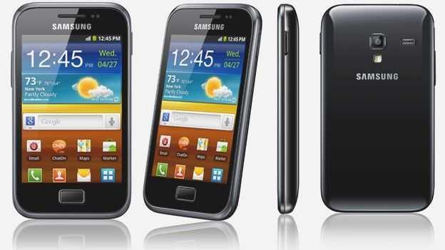 Samsung AcePlus