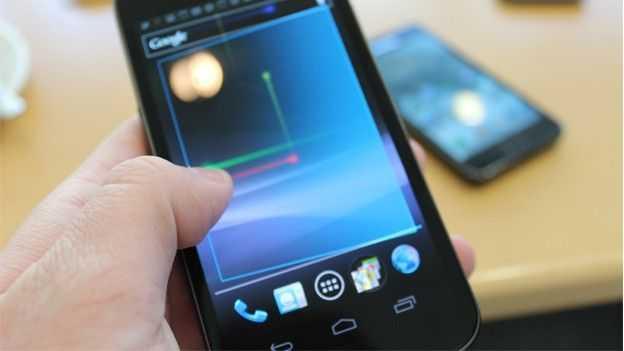 Samsung GalaxyNex