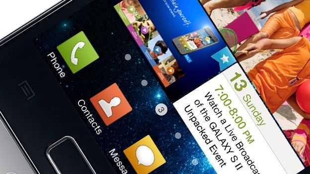 Samsung GalaxyS2