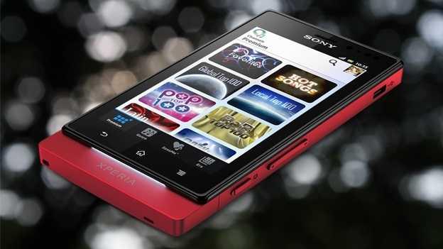 Sony Xpera Sola