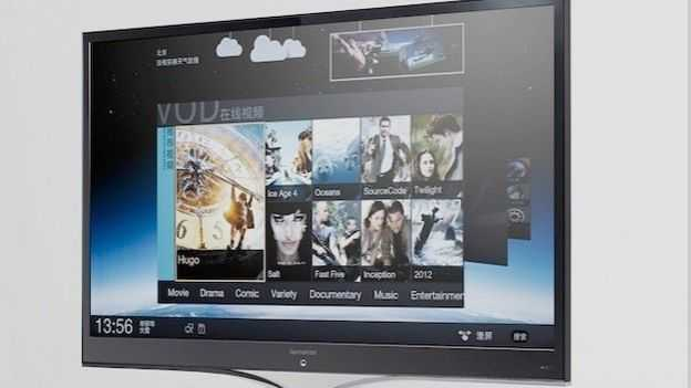 Lenovo K91_Android_TV_CES