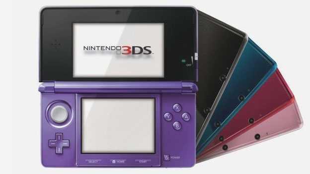 Nintendo 3DSMidnightPurple