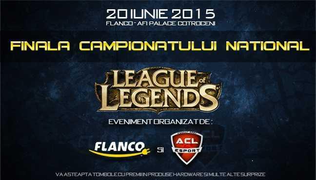 ACL League finala LOL