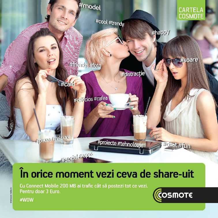 Cosmote Connect Mobile 200MB
