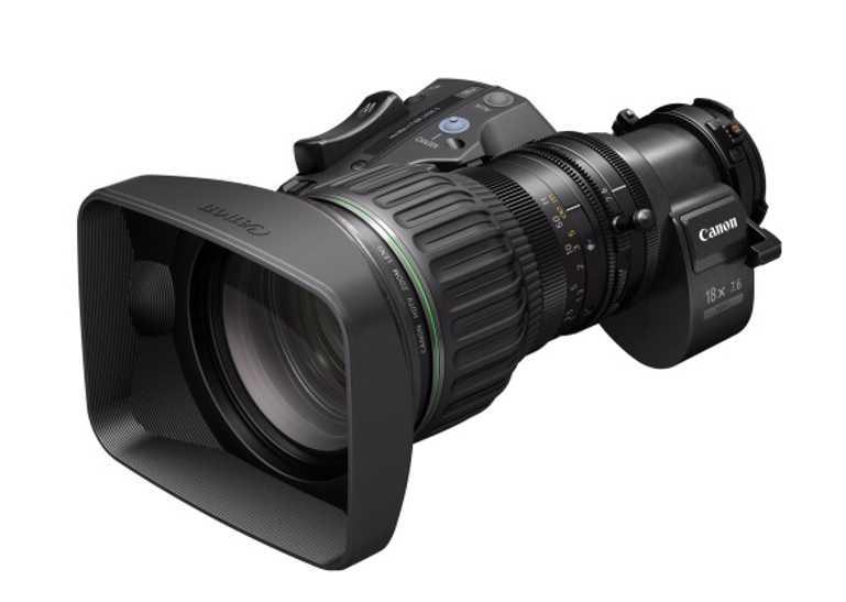 Canon HJ18ex7 6B IRSE IASE