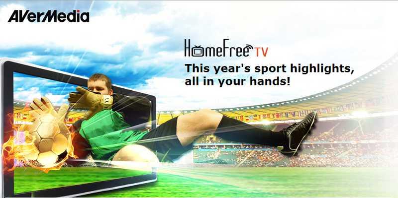 Avermedia HomeFree TV
