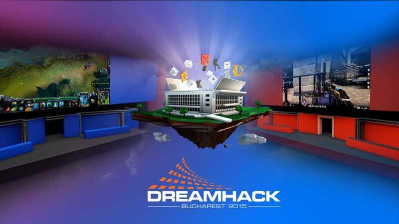 DreamHack Bucharest 2015