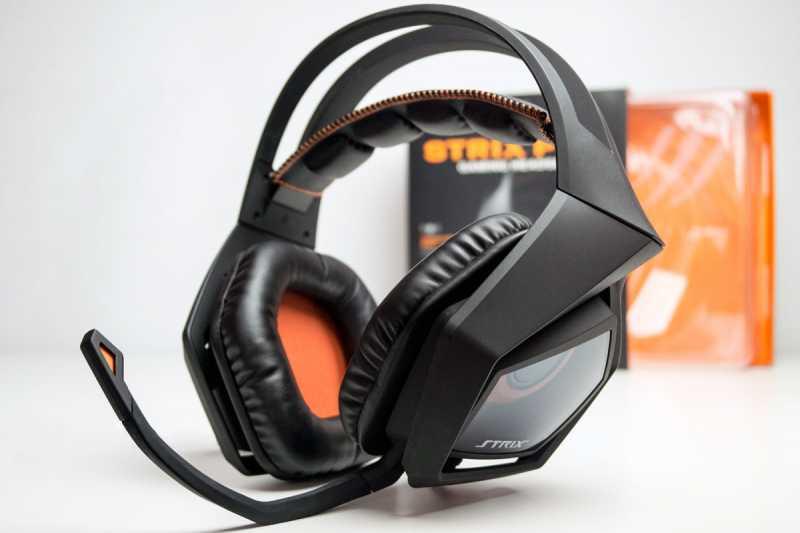 ASUS Stryx Gaming Headset - Product Shot