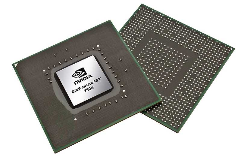 Nvidia-GeForce GT 750m