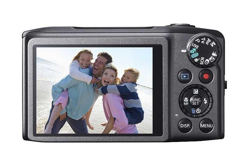 Canon-PowerShot-SX270-HS-ecran