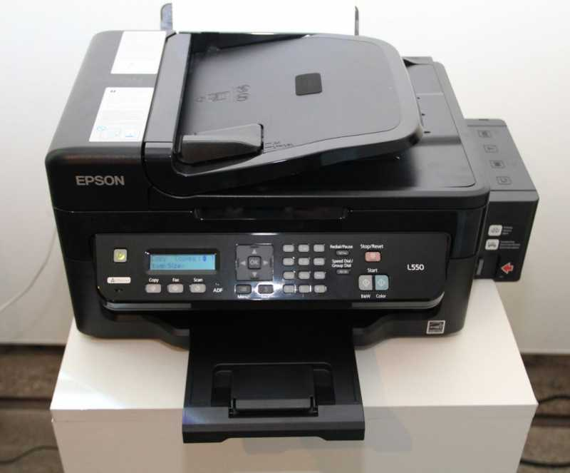 Epson-L550
