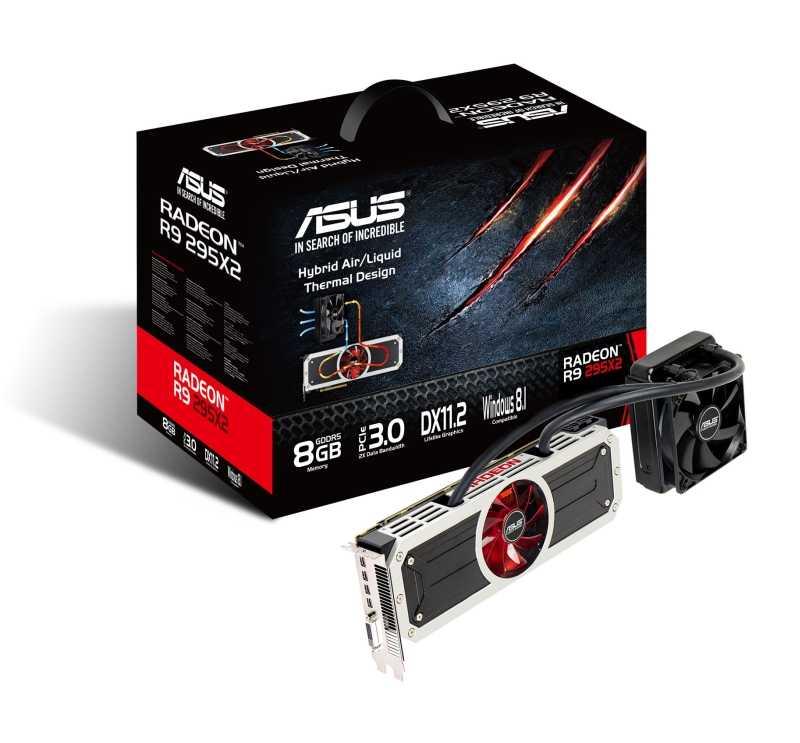 Asus R9295X2 8GD5