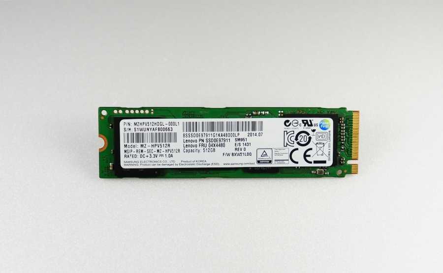 Samsung SSD SM951