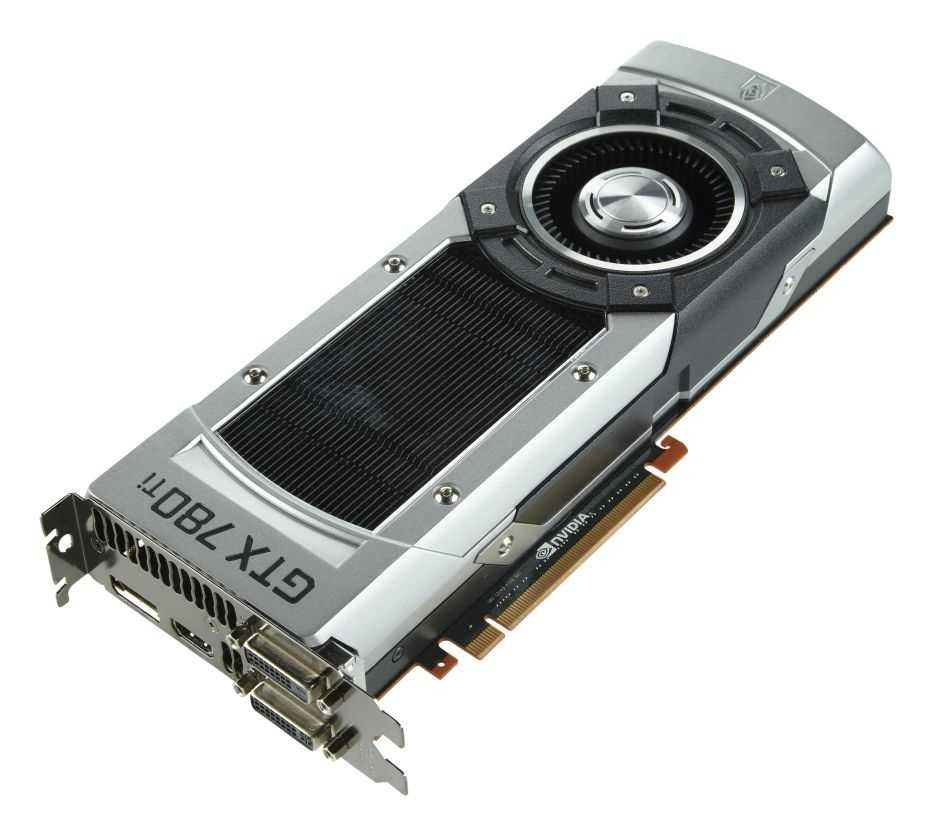 NVIDIA GeForce GTX 780Ti