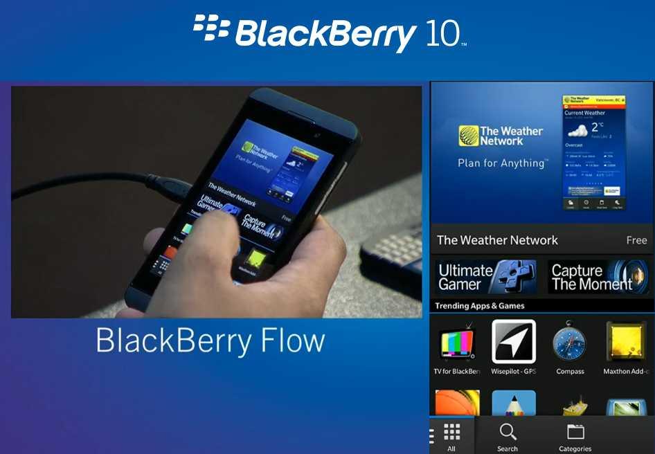 BlackBerry-Flow