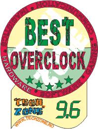 best overclock 9.6