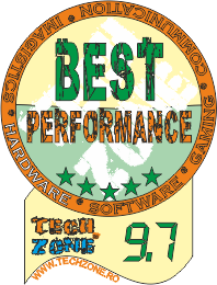 best performance 9.7