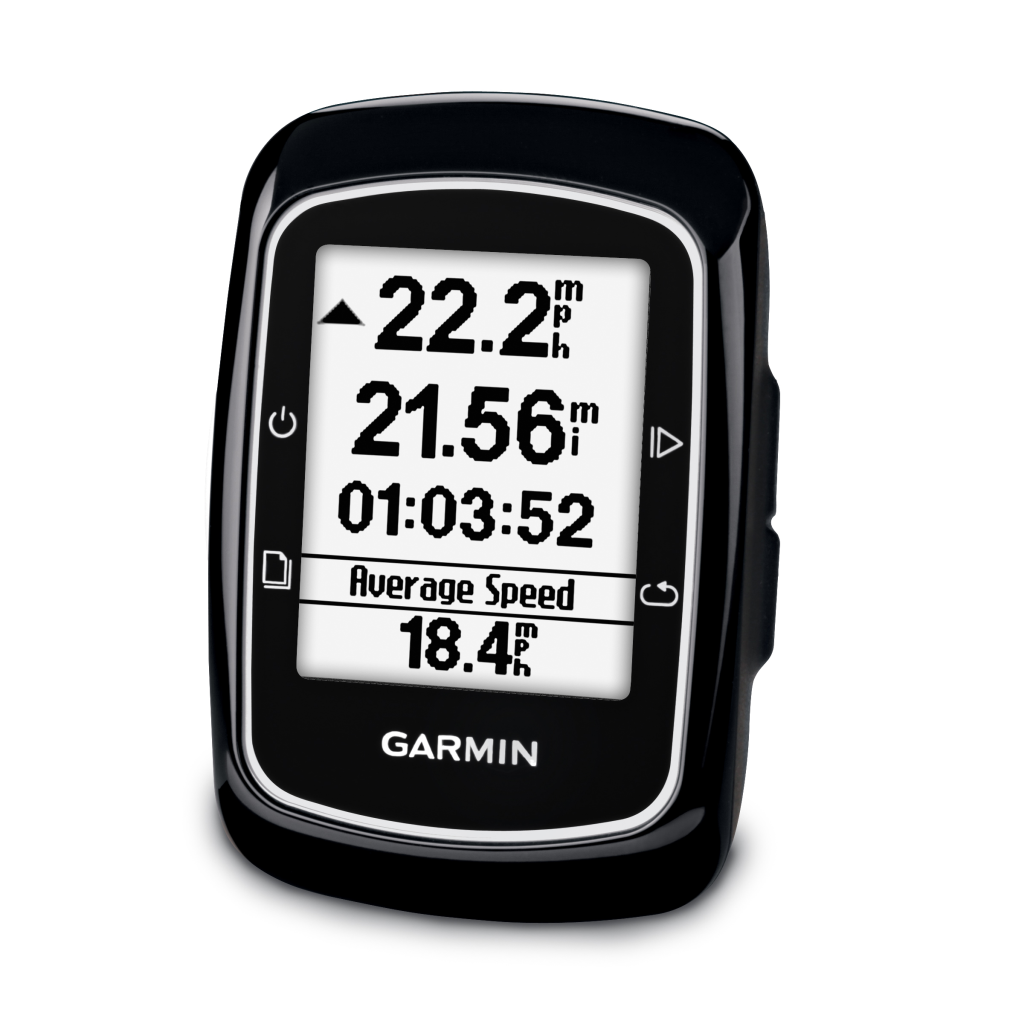 Garmin Edge200 display