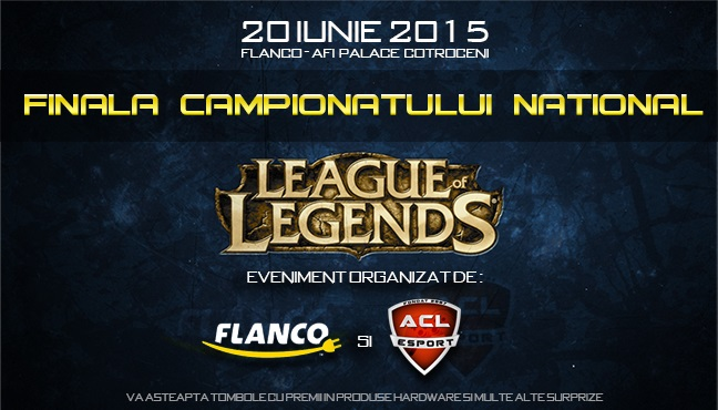 ACL League finala LOL
