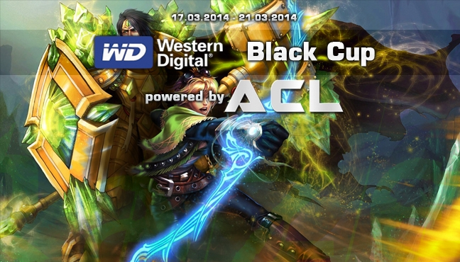 WD Black Cup ACL