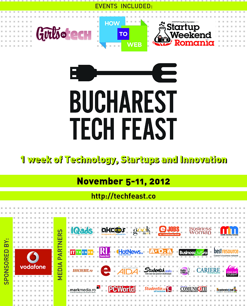 Bucharest-Tech-Feast