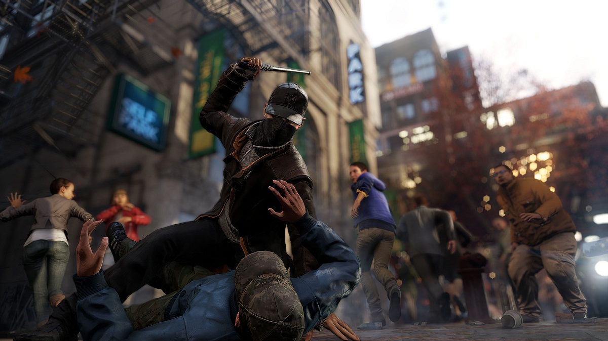 Watch Dogs - PS4 Presentation1