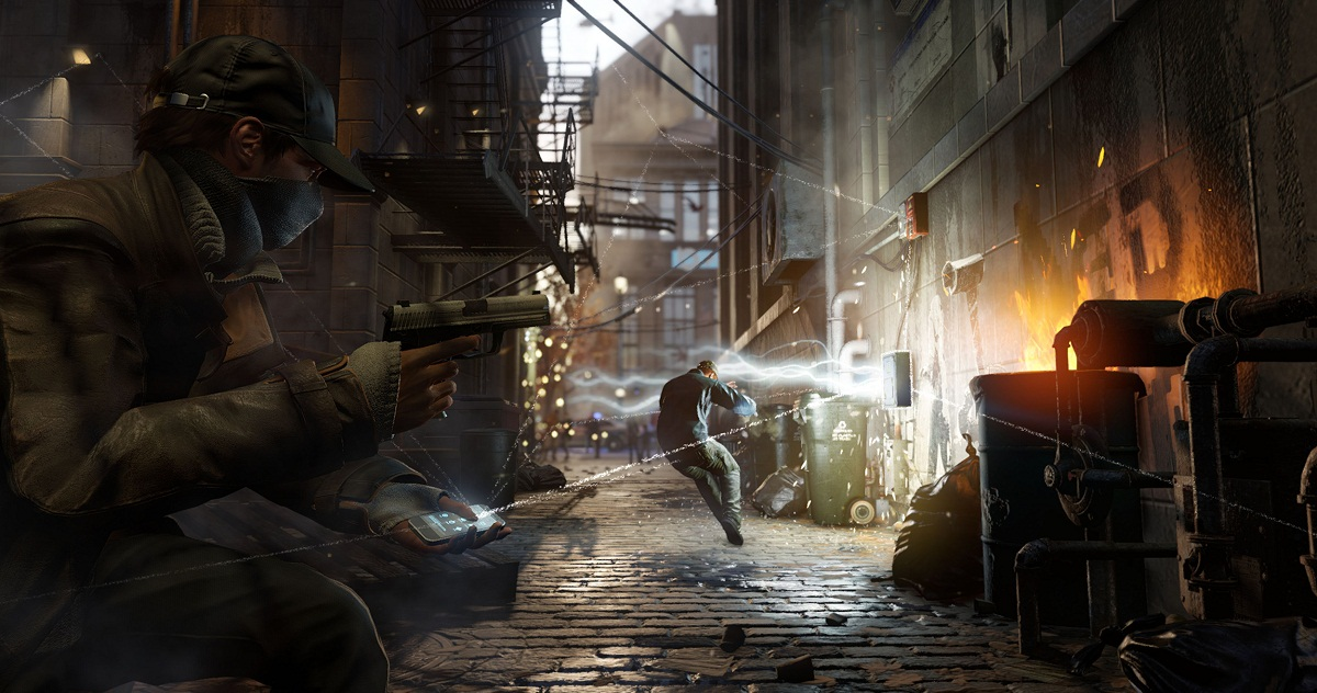 Watch Dogs - PS4 Presentation2