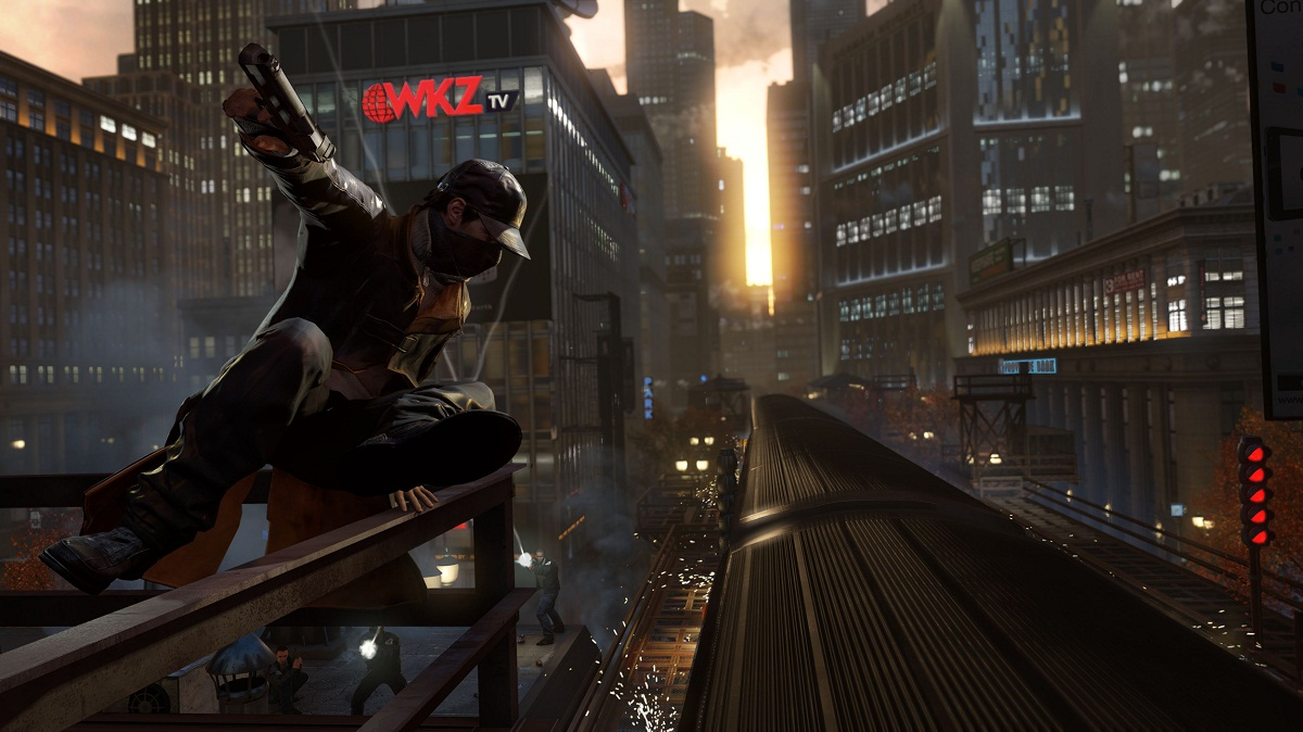 Watch Dogs - PS4 Presentation4
