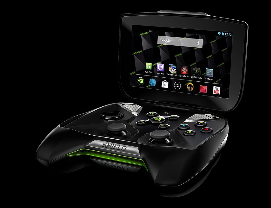 Nvidia Shield - Jelly Bean