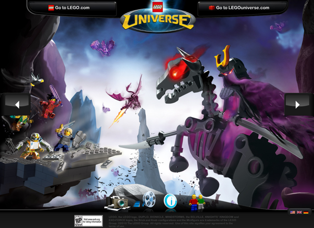 lego universe free to play