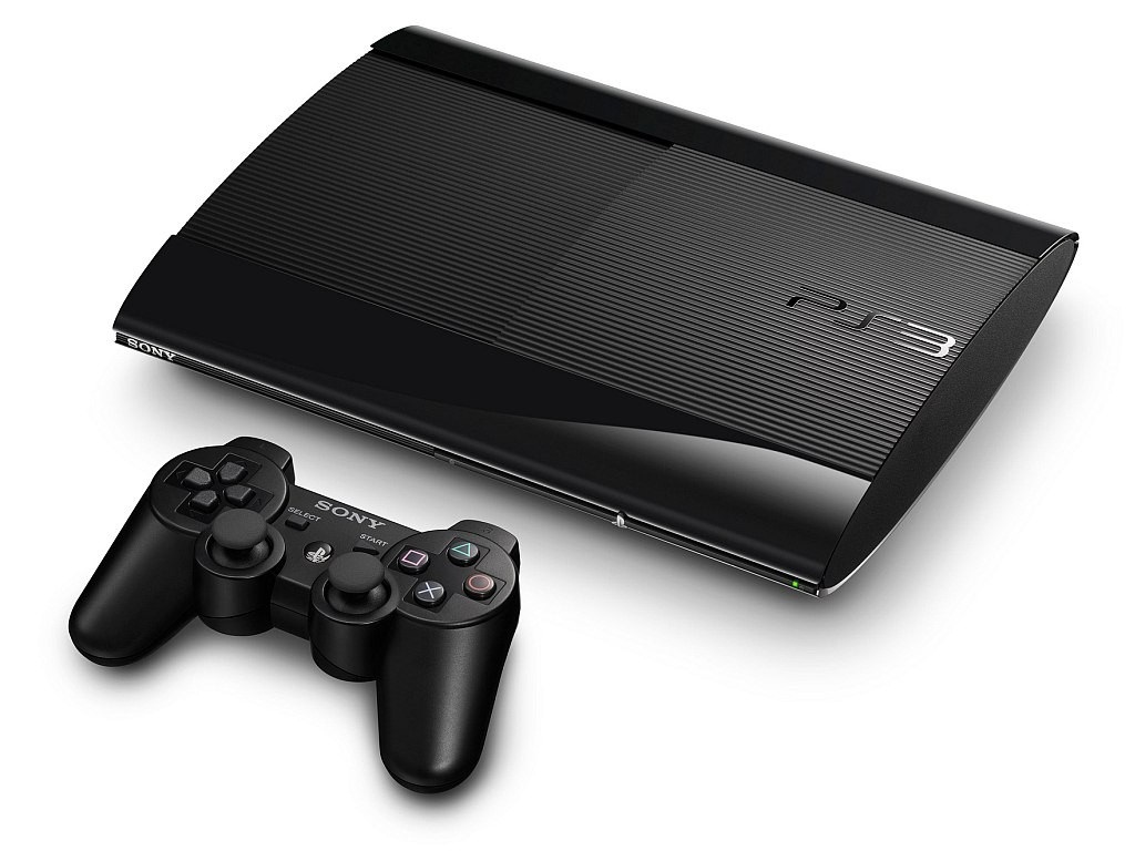 Playstation 3 Super-Slim