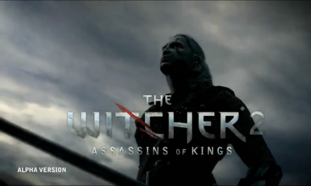 witcher 2 assassins of kings