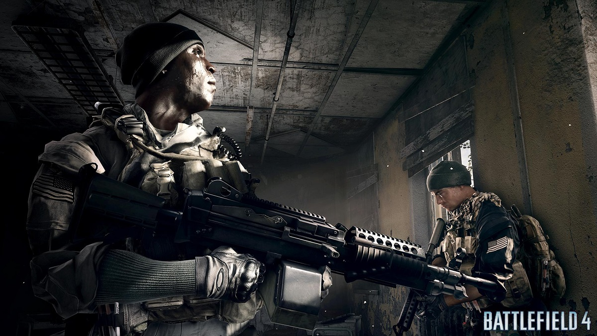 Battlefield 4 - Screenshot