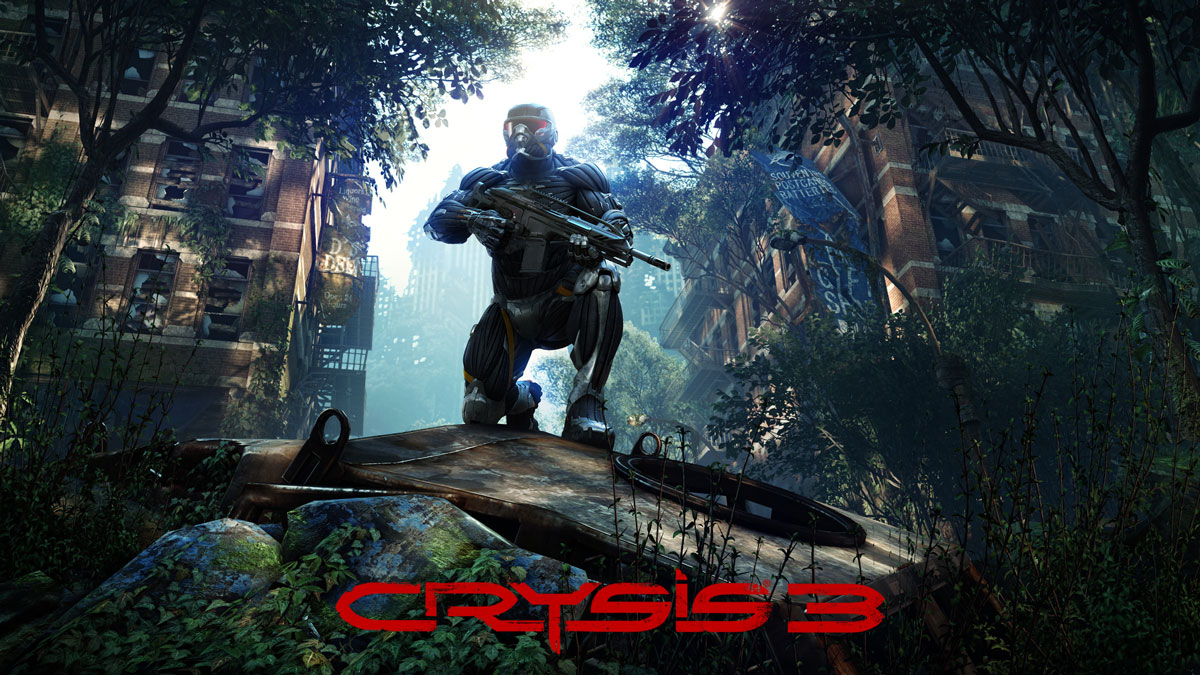 Crysis 3 - Title Image
