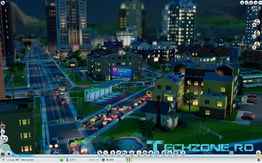 SimCity - New Londo Nissan