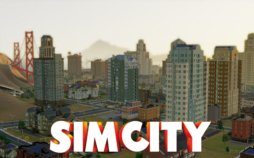 SimCity - Title Image