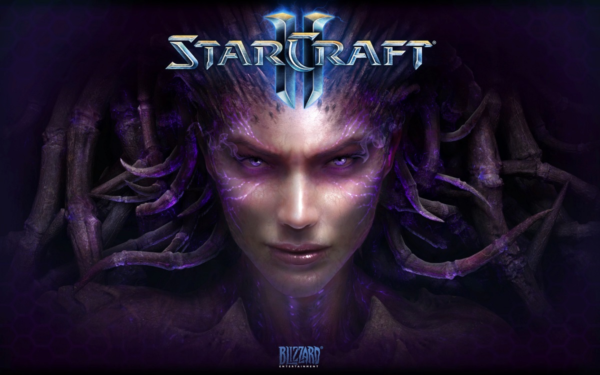 Starcraft 2 - Heart of the Swarm - Imagine de titlu