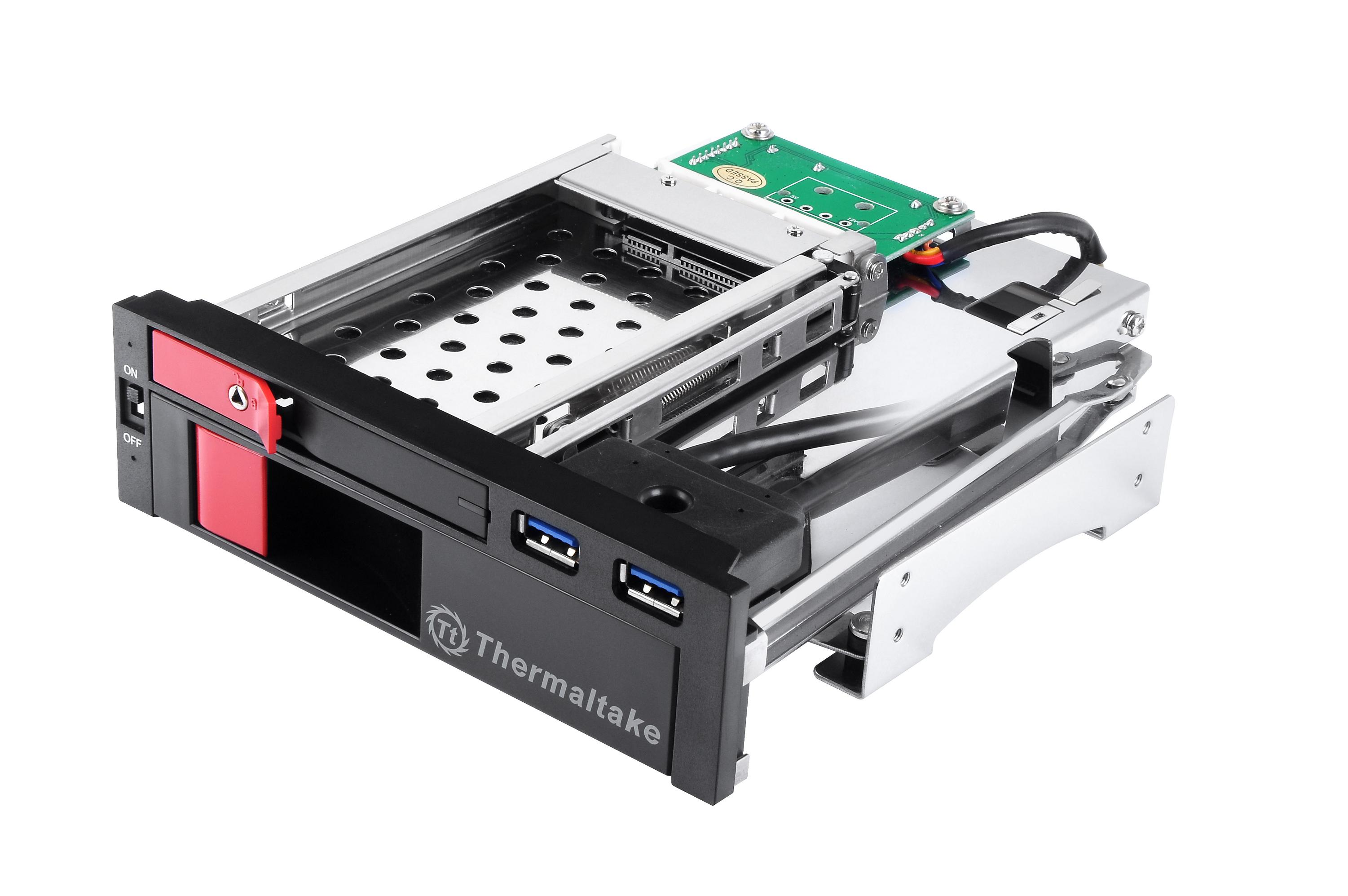 Thermaltake-Max-5-Duo-SATA-HDD-Rack