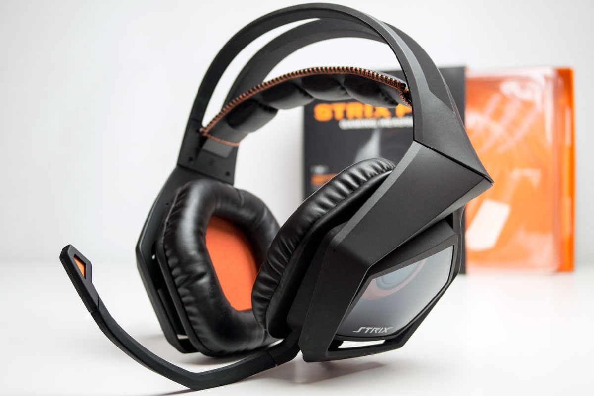 ASUS Stryx Gaming Headset - Product Shot