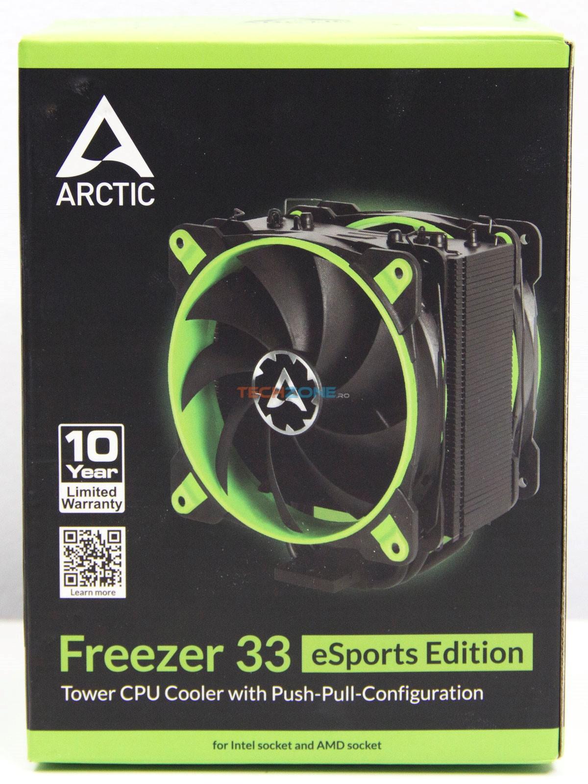 Arctic Freezer33 eSports box