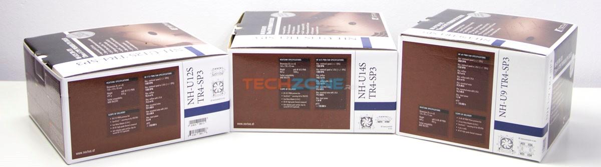 Noctua TR4 SP3 box back