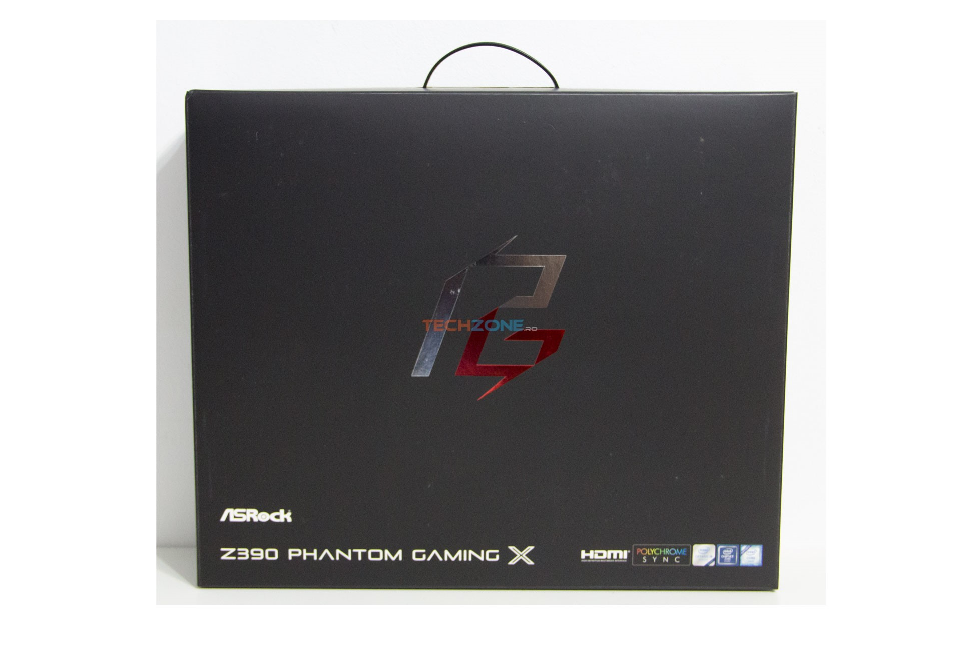 ASRock Z390 Phantom Gaming X set