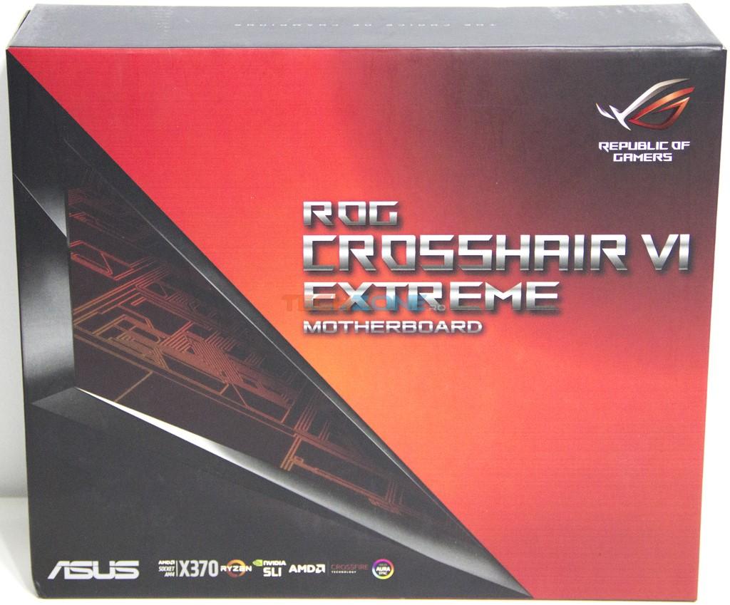 Asus Crosshair VI Extreme set