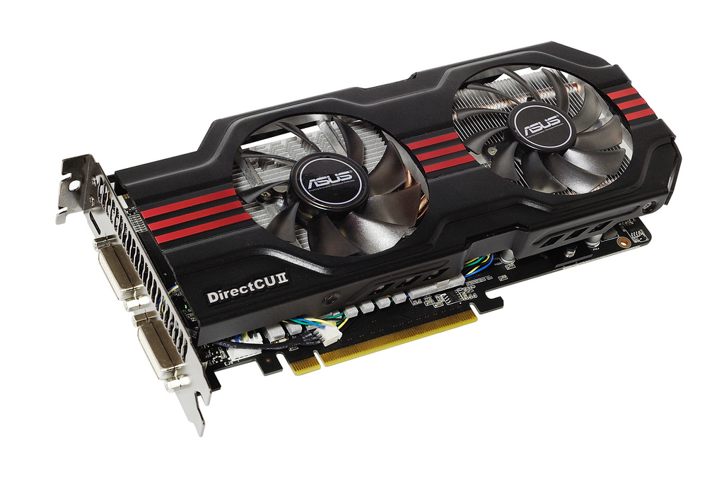 Asus Geforce GTX560 Ti
