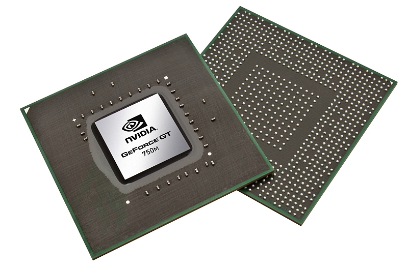 Nvidia-GeForce GT 750m