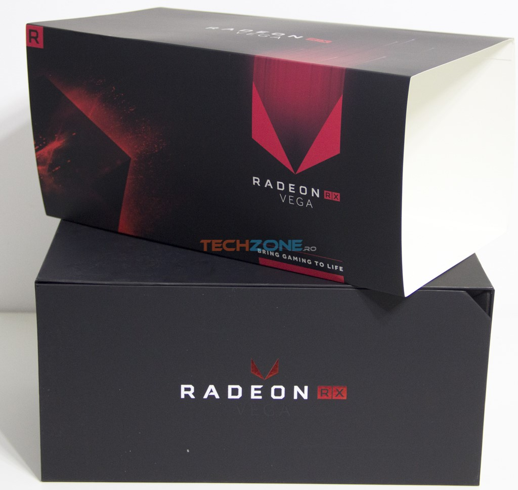 AMD RX Vega64 Black set
